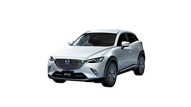 SUVs/Crossovers: Mazda CX-3