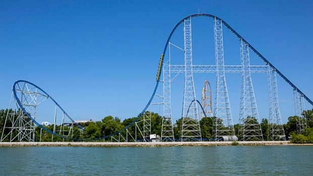 Millennium Force, Cedar Point (Sandusky, Ohio)
