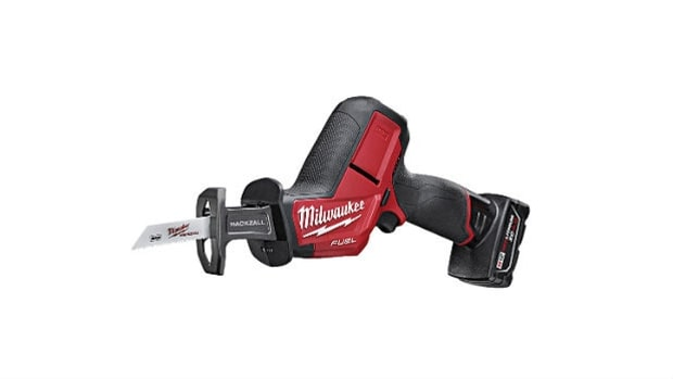 Milwaukee Fuel Hackzall Saw