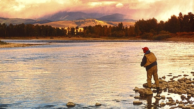 Missoula, Montana: Fly Fishing