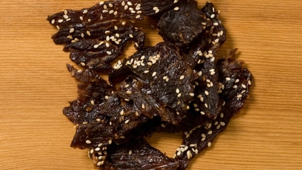 Chinese Food Jerky