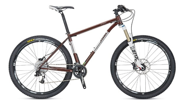 The Cross-Country Rider: Jamis Dragon 650 Pro