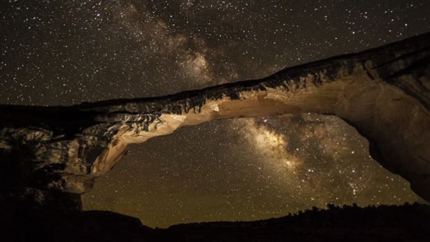 Natural Bridges International Dark Sky Park, Utah, USA