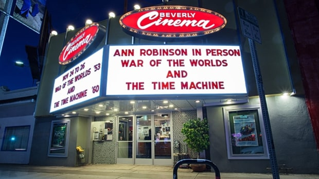 New Beverly Cinema (Los Angeles, CA)
