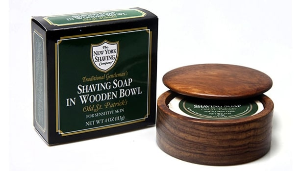 New York Shaving Company Old St. Patrick's Shaving Soap