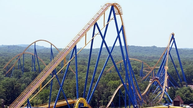 Nitro, Six Flags Great Adventure (Jackson, New Jersey)