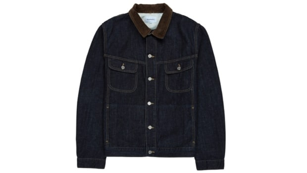 Norse Projects Five Denim Jacket