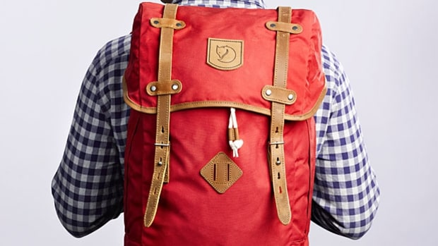 Best for the Style Conscious: Fjällräven Rucksack No. 21