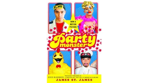 Party Monster: A Fabulous but True Tale of Murder in Clubland, James St. James