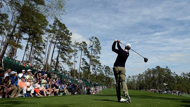 Players to Watch at the 2014 Masters