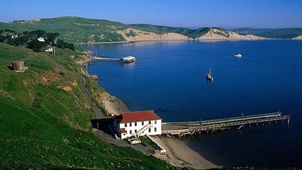 Point Reyes Station, California