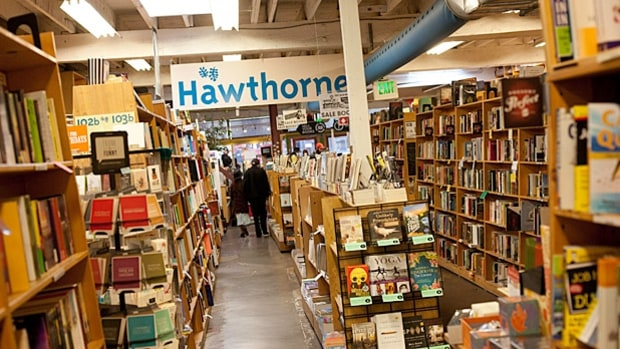 Powell's Books on Hawthorne