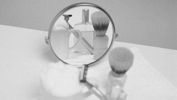 Prepare your face before you shave