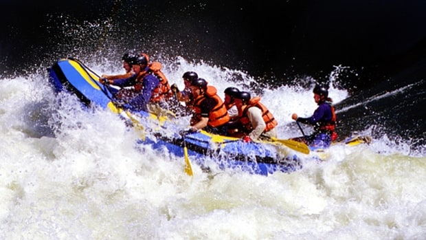 Raft the Zambezi.
