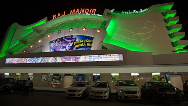 Raj Mandir Cinema (Jaipur, India)