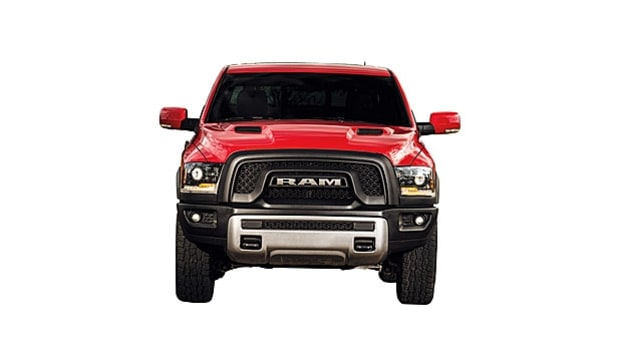 Pickup Trucks: Ram 1500 Rebel