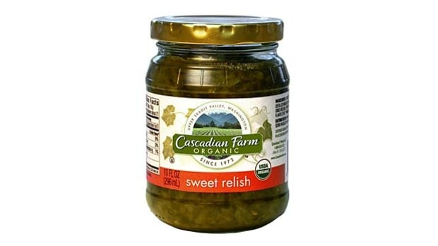 Cascadian Farm Organic Sweet Relish
