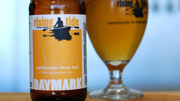 Rising Tide Brewing Company's Daymark Pale Ale: Portland, Maine