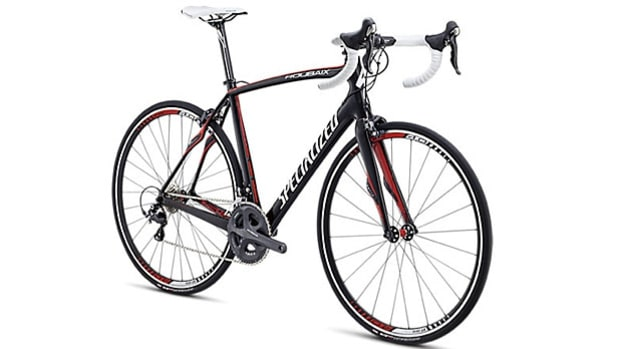 Best for All-Around Riding: Specialized Roubaix SL4 Expert Compact