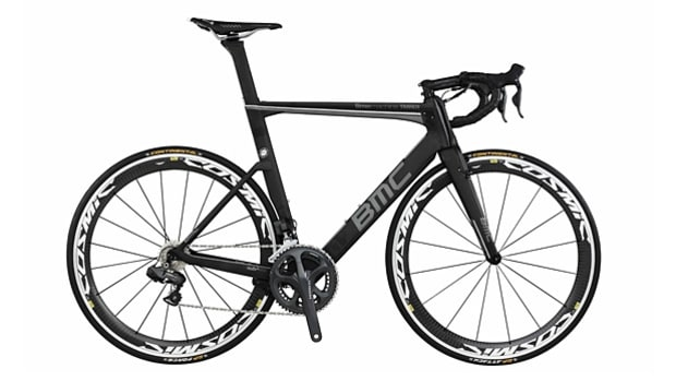 Best for Triathlons: BMC Timemachine TMR01 Ultegra Di2