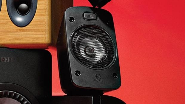logitech z906 best office speakers