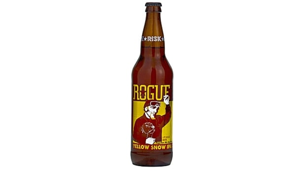 rogue yellow snow ipa 10 best widely available ipas men 39 s journal. Black Bedroom Furniture Sets. Home Design Ideas