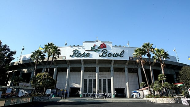 Rose Bowl Flea Market, Pasadena