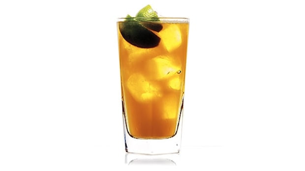 Rum and Ginger Beer Recipe
