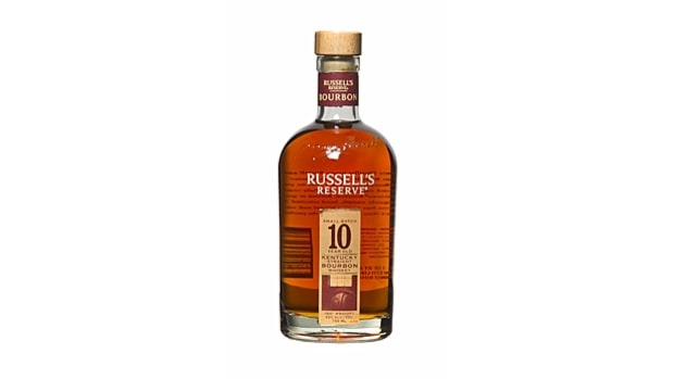 For a Gift: Russell's Reserve 10 Year Old Bourbon