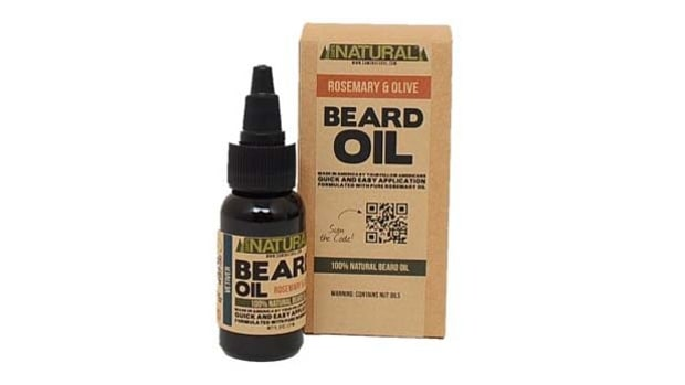 Sam's Natural Vetiver Beard Oil