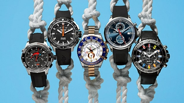 Five Nautical-Themed Watches for Sea or Shore