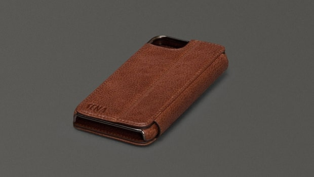 Leather Cell Phone Case Makes the Perfect Gift for Men
