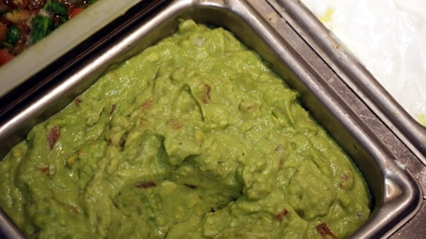 Get creative with your guacamole.
