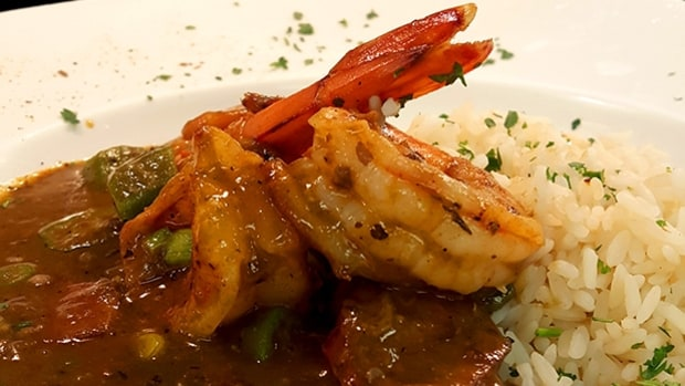 Shrimp, Andouille And Okra Gumbo Recipes — Dishmaps