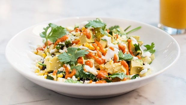 Soft Scramble | 9 Healthy Breakfast Dishes to Cook on Your Griddle ...