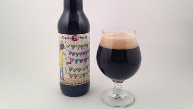Spiteful Brewing's God Damn Pigeon Porter: Chicago, Illinois