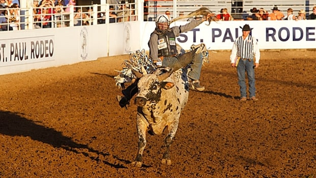 St. Paul Rodeo - St. Paul, Oregon