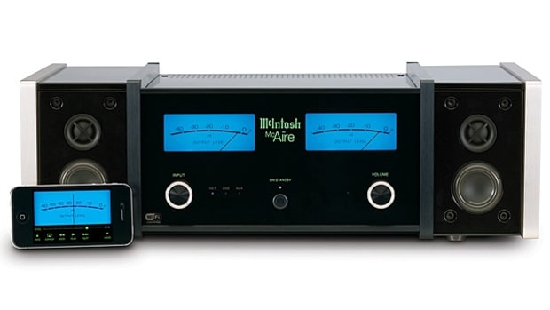 Best for Audiophiles: McIntosh McAire
