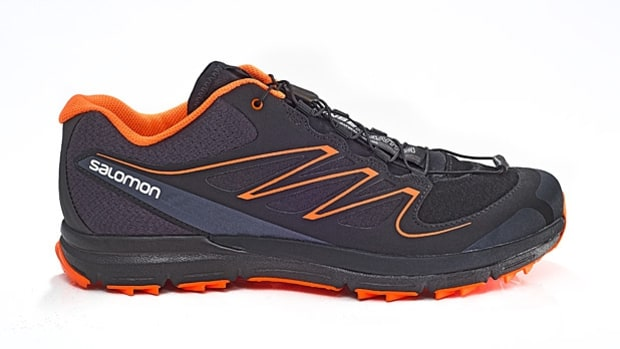 Best All-Around Trail-Running Shoe: Salomon Sense Mantra