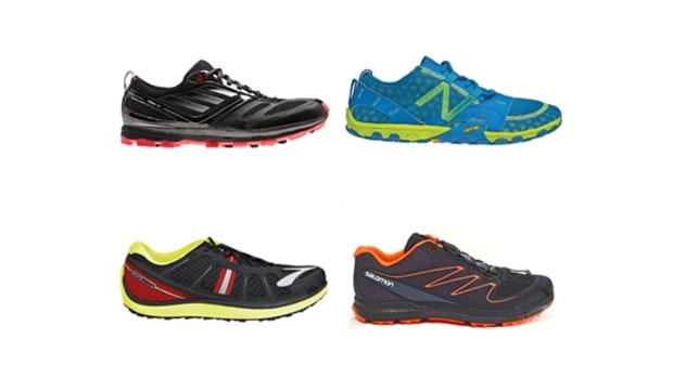 Five New Trail-Running Shoes for Going Off-Road