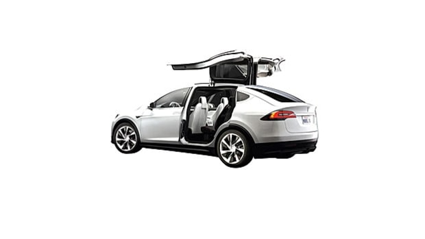 Hybrids/Electrics: Tesla Model X