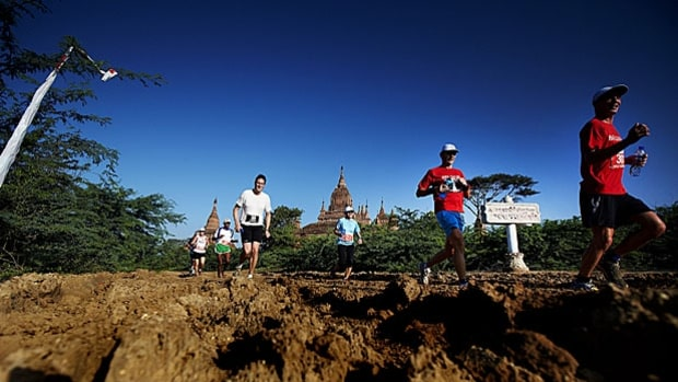 The Bagan Marathon, Myanmar