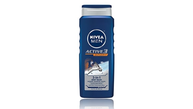Best Available Everywhere: Nivea for Men Active3 Bodywash