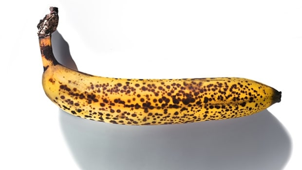 Bananas, Raisins, and Water