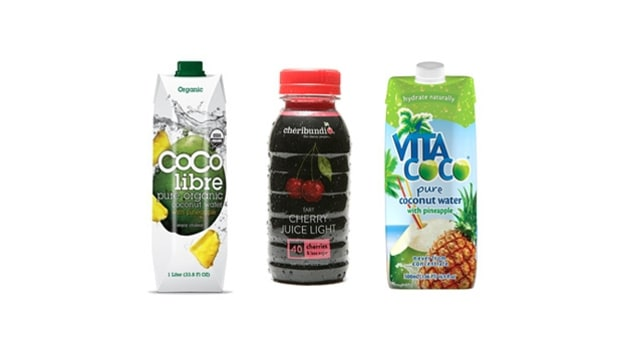 Best All-Natural Sports Drinks