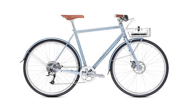 Best for the Stylish Commute: Trek Steel District