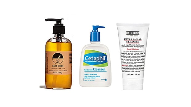The Nine Best Face Washes