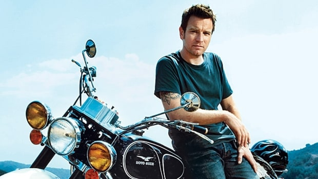 Ewan McGregor's Highlands Ramble