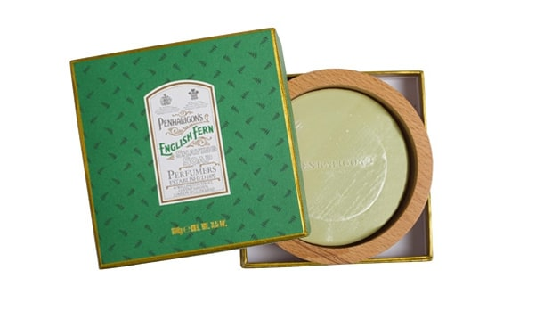 Penhaligon's English Fern Shaving Soap