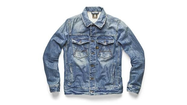 The Detailed Denim Jacket